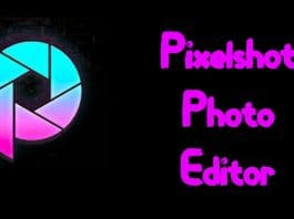 Pixelshot Photo Editor APK
