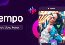 Tempo Music Video Editor APK