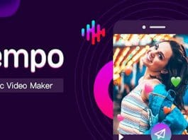 Tempo Music Video Editor APK